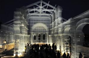 Basilica di Siponto di Edoardo Tresoldi