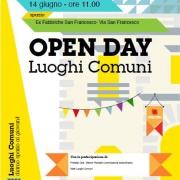 Open Day Luoghi Comuni
